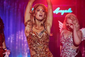 Krista Kosonen show-tanssija Angelana